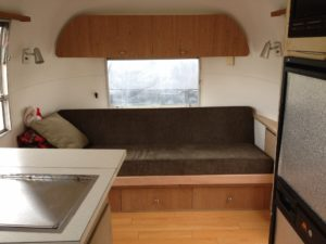 Custom Camper Interior