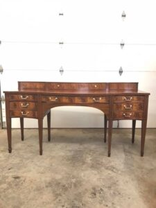Restored Antique Sideboard